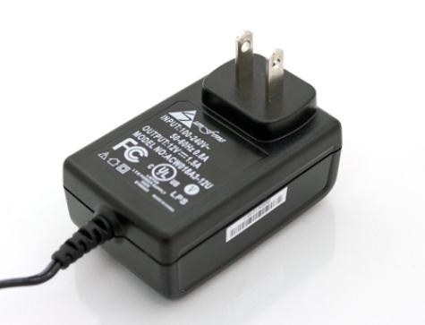 Original AC Power Adapter for Seagate//WD//Hitachi External Hard Drive 12V ~1.5A