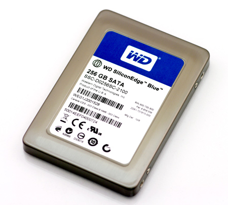 Western Digital SiliconEdge Blue SSD