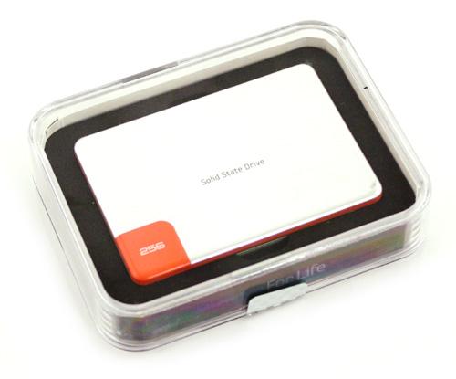 Samsung 470 Series SSD case