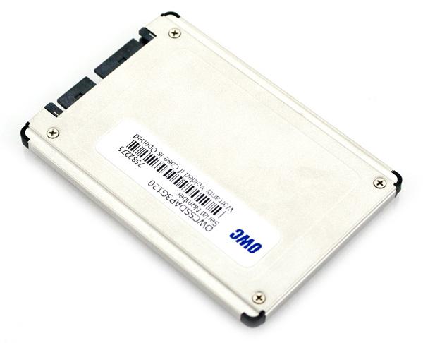 OWC Mercury Aura Pro SSD bottom