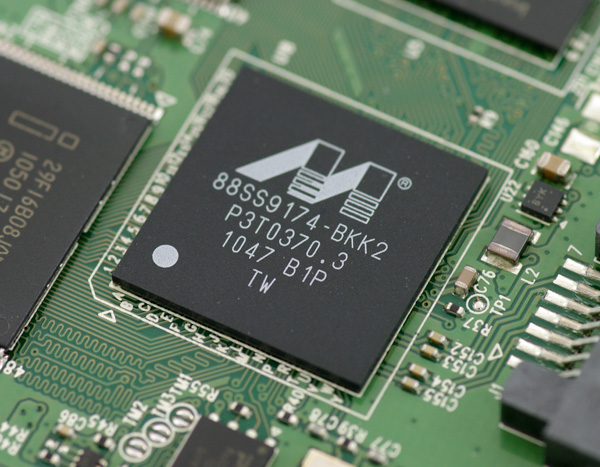Intel SSD 510 Marvell 88SS9174