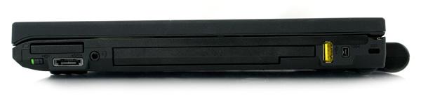 Lenovo ThinkPad T410 right side