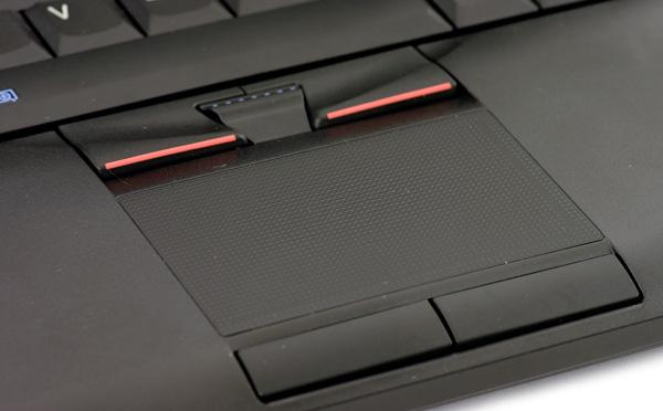 Lenovo ThinkPad T410 touchpad