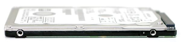 Hitachi Travelstar Z5K500 side
