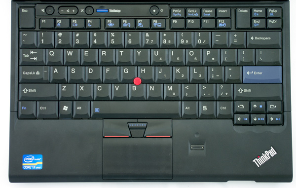 Lenovo Thinkpad X220 Review Storagereview Com