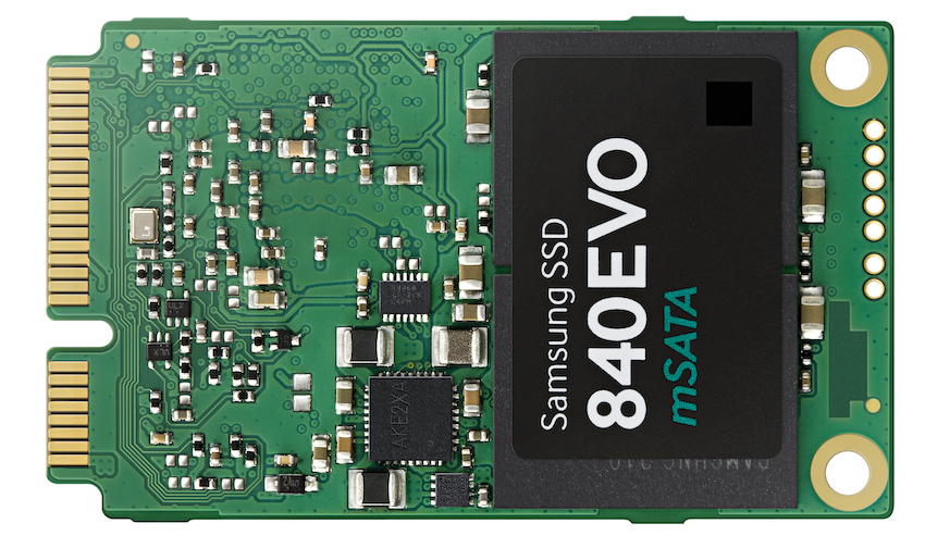 Samsung 840 Evo Msata Ssd Line Announced Storagereview Com