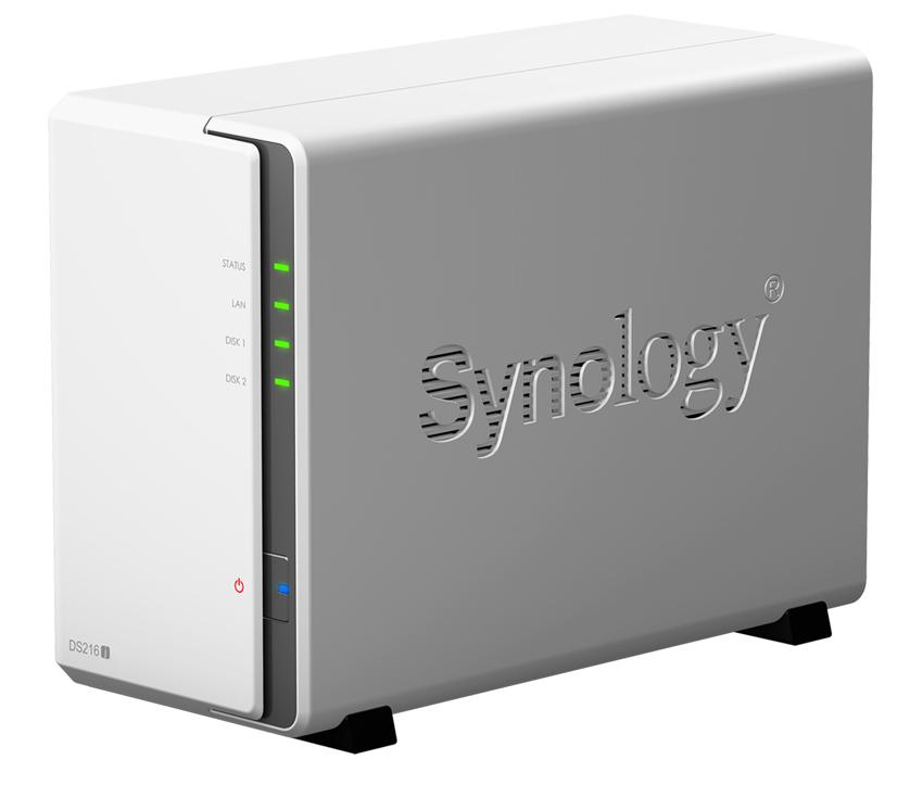 「synology diskstation 216」の画像検索結果