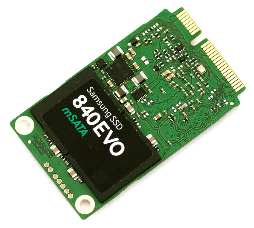 Samsung 840 Evo Msata Ssd Review Storagereview Com