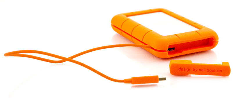 Lacie Rugged Thunderbolt Review Ssd