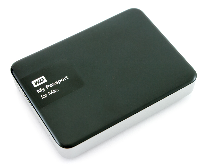 My Passport Ultra for Mac 2TB External USB 3.0 Portable Hard Drive with ... WD