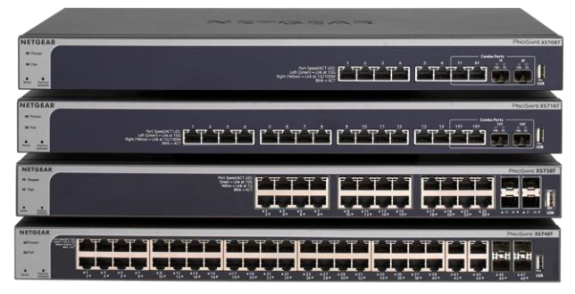 Netgear Announces New Prosafe 10gbe Smart Managed Switches Storagereview Com