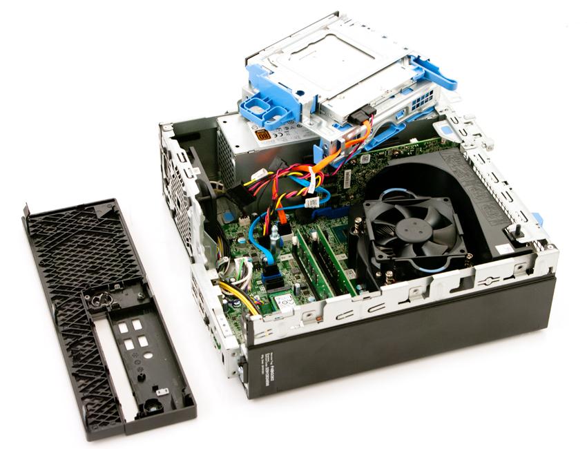 Dell OptiPlex 7040 Series - open
