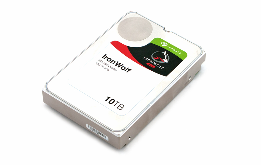 Seagate Ironwolf Hdd 10tb Review Storagereview Com