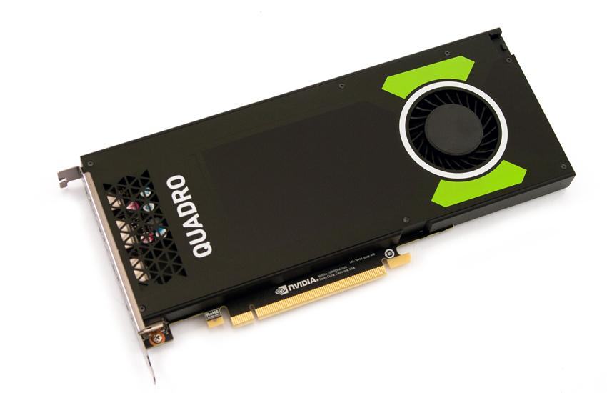 NVIDIA Quadro P4000 Review | StorageReview.com