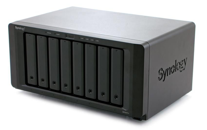 Synology DiskStation DS1817+