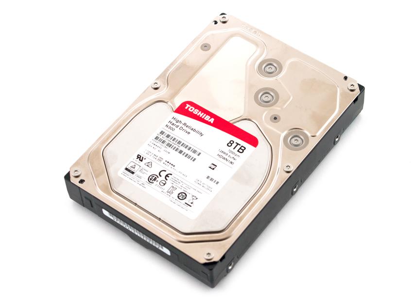 Toshiba X300 4TB Desktop 3.5 Inch SATA 6Gb//s 7200rpm Internal Hard Drive 128MB