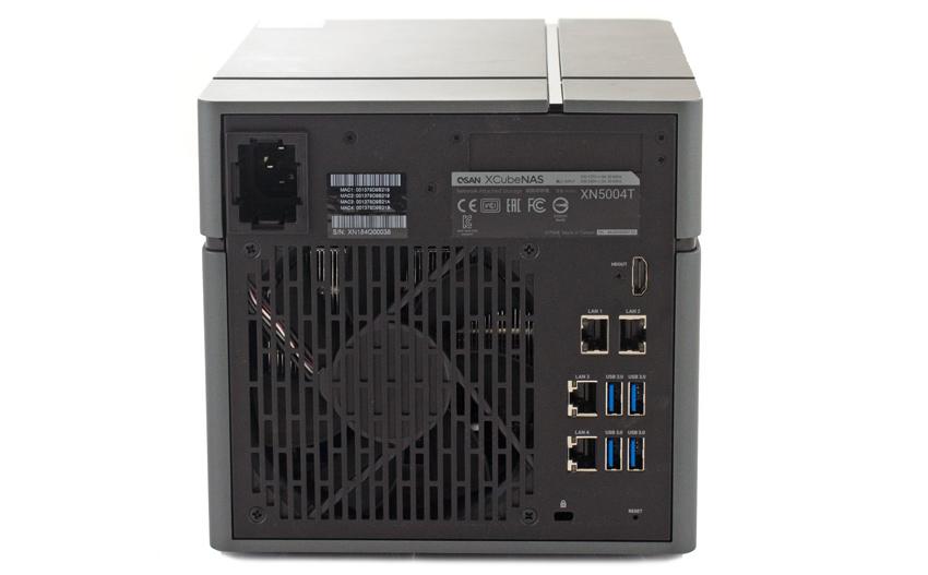 QSAN XCubeNAS XN5004T