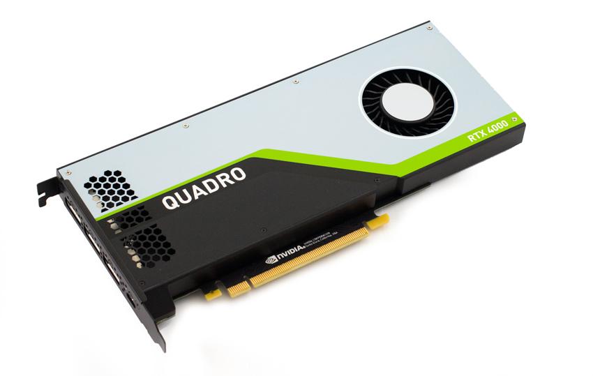 NVIDIA Quadro RTX 4000 Review - StorageReview.com