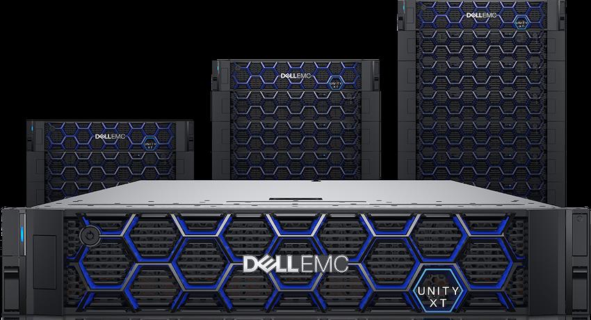 Dell EMC Unity XT Family