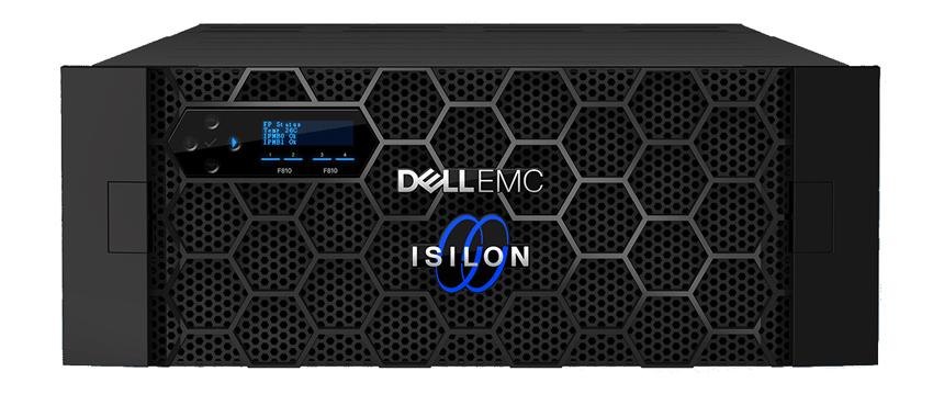 Dell EMC Isilon F810