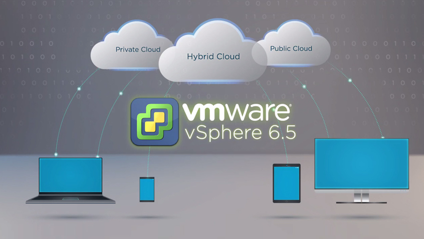 vSphere 6.5 Update 3