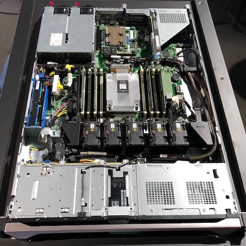 HPE AMD EPYC Rome Server