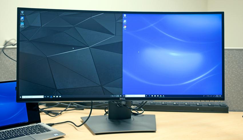 Dell Ultrasharp Curved Monitor (U3419W)