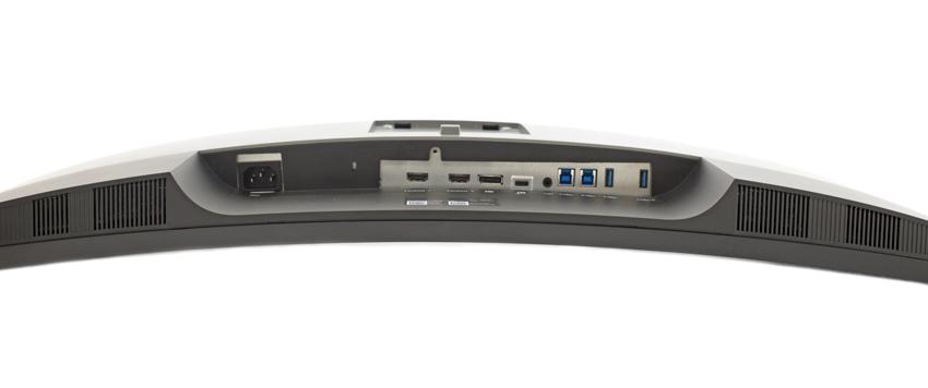 Dell Ultrasharp 34 Curved USB-C Monitor (U3419W) connectors