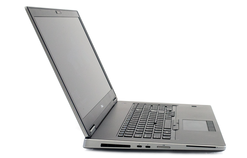 Dell Precision 7740 Mobile Workstation Review Storagereview Com