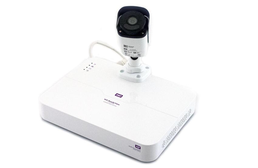 WD ReadyView surveillance system
