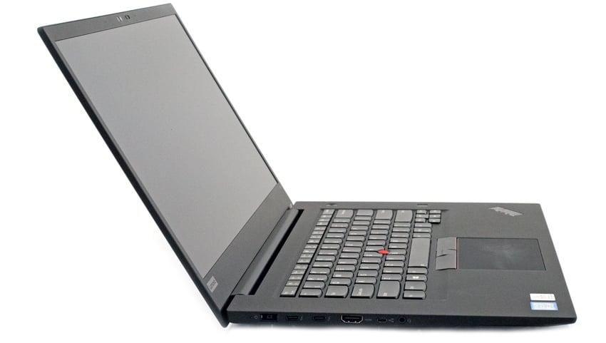 Lenovo ThinkPad P1 Gen 2 side