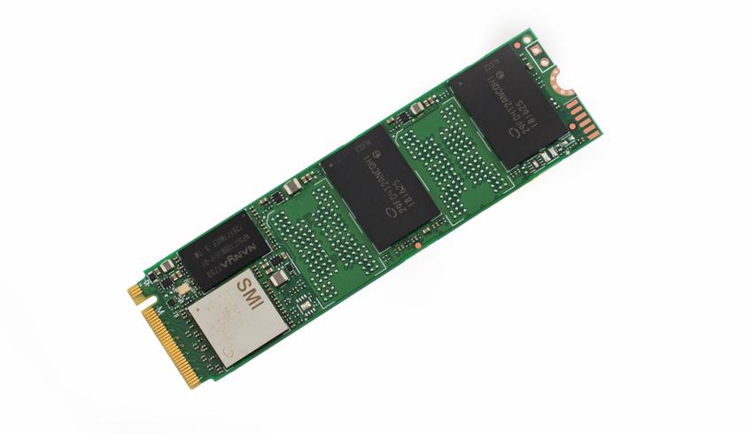 Intel 760p 1TB M.2 2280 80mm PCIe NVMe PCI-Express 3.0 x4 TLC 3D2 1.0TB SSD