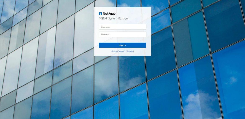 NetApp ONTAP 9.7