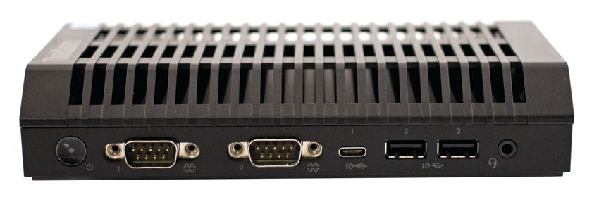 Lenovo ThinkCentre M90n-1 IoT front