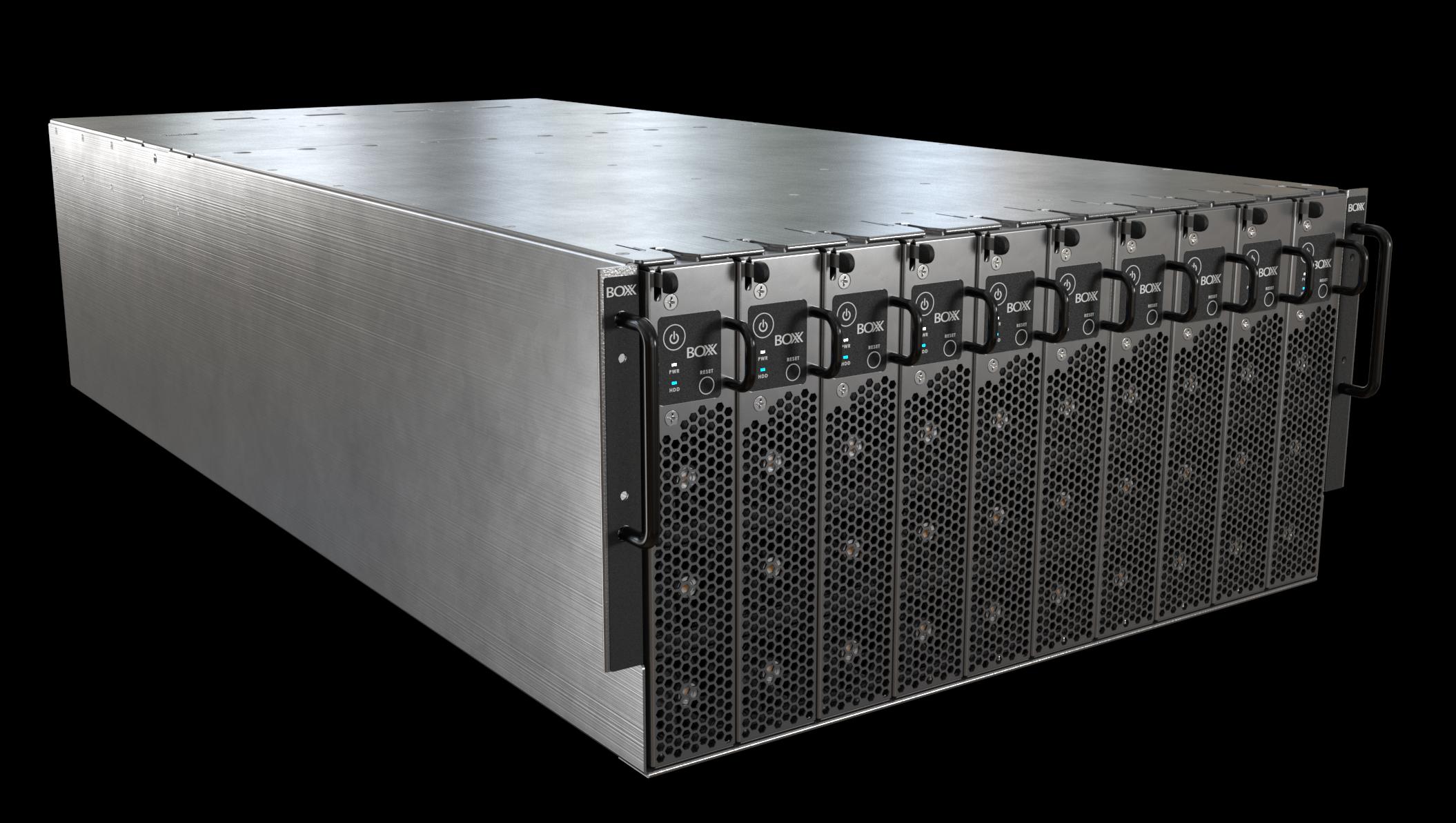 BOXX FLEXX Data Center Platform