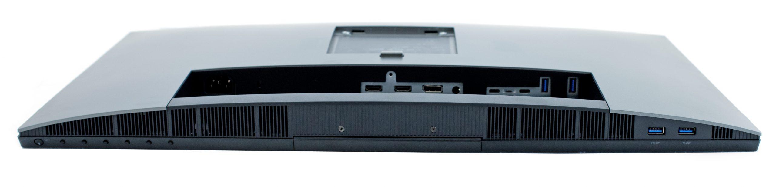 Dell 27 USB-C P2720DC Ports