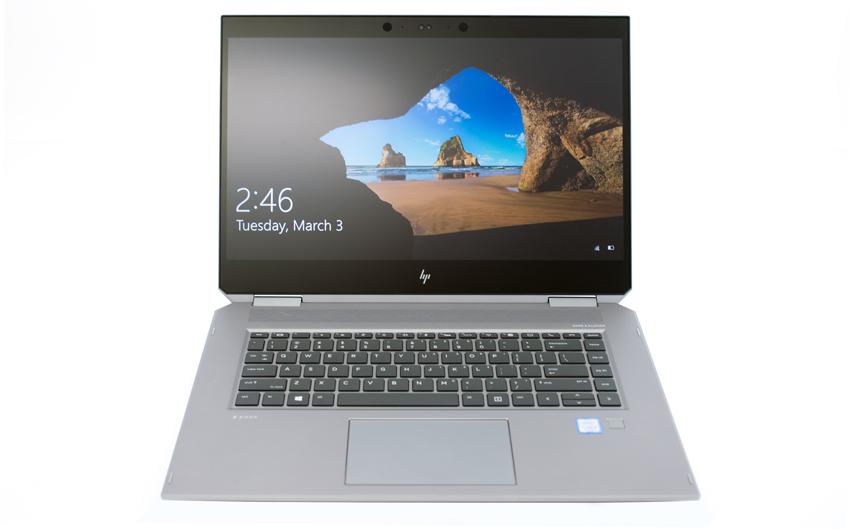 HP x360 G5 Update