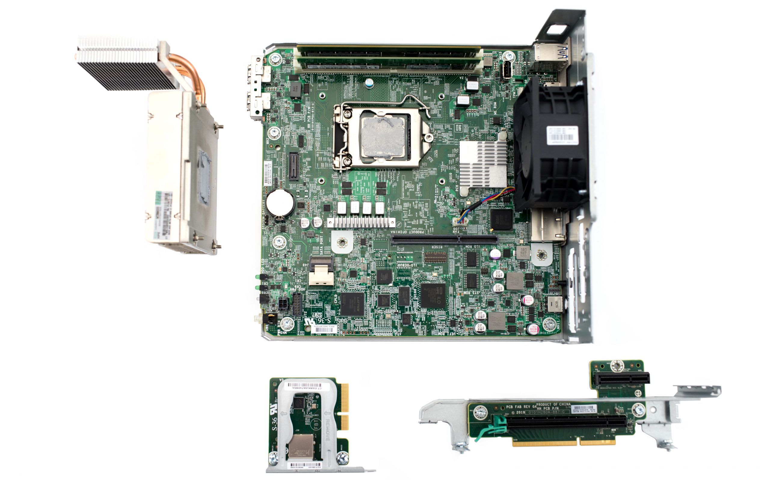 HPE ProLiant MicroServer Gen10 Plus Open