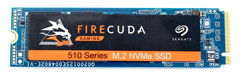 Seagate FireCuda 510 SSD