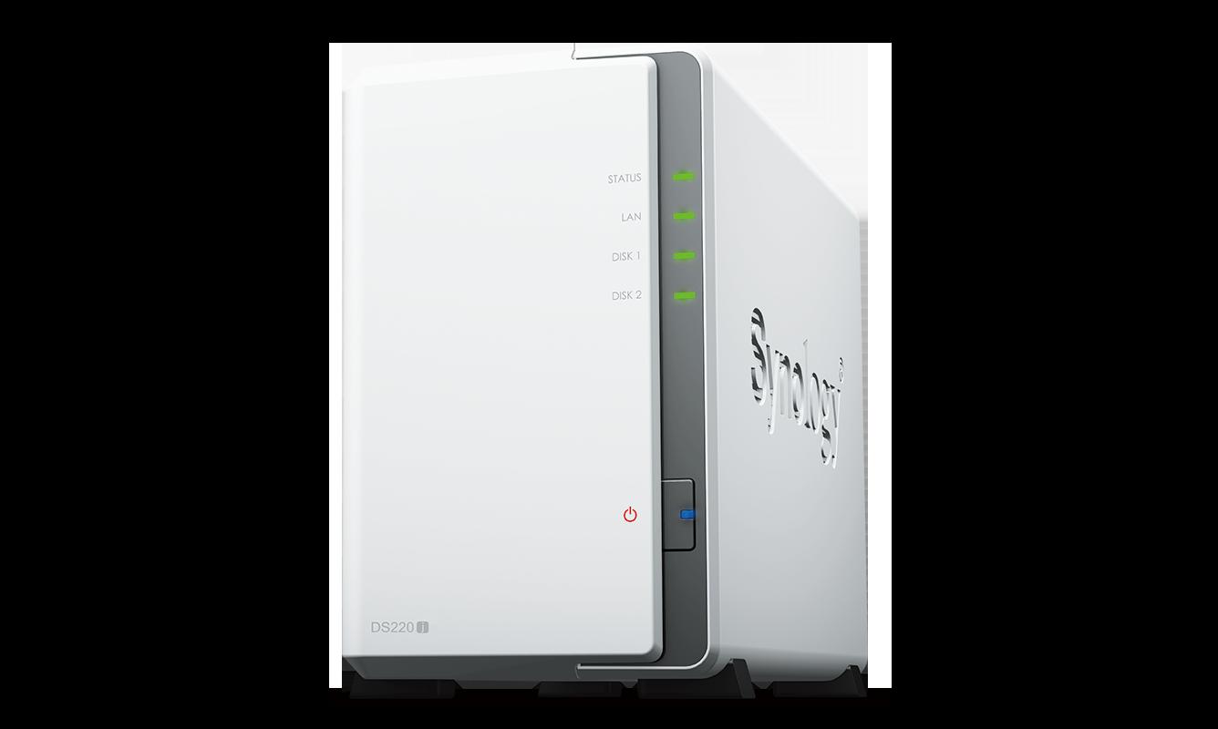 SynologyDiskStation DS220j