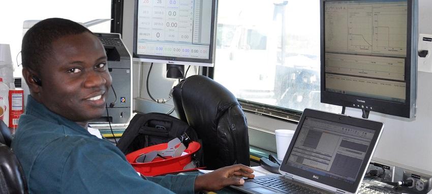 DataON FTSI Inside Truck