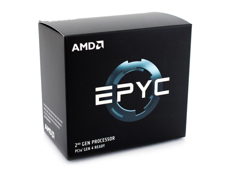 AMD EPYC 7F52 box