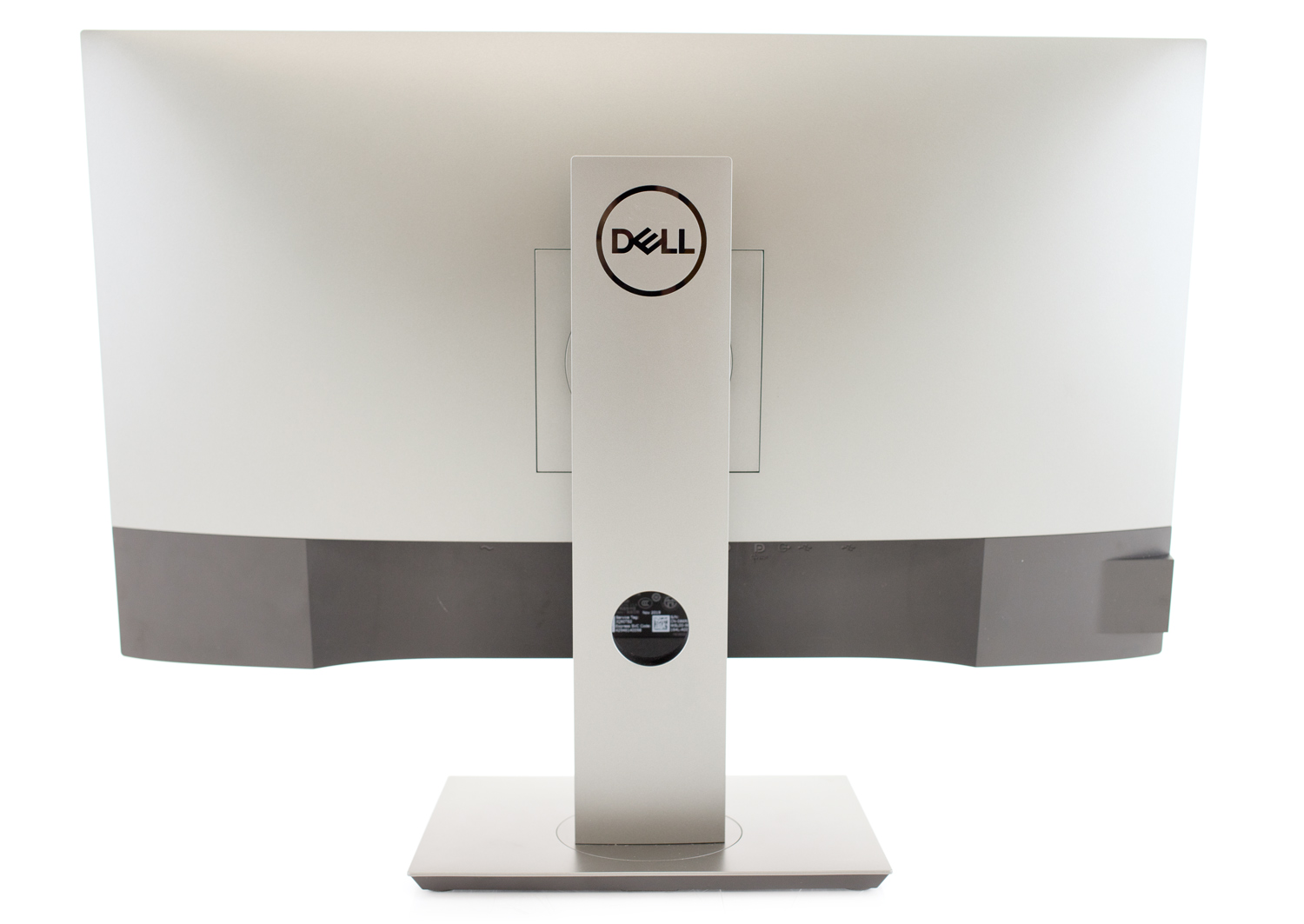 Dell Ultrasharp U2720Q rear