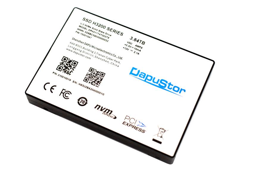 DapuStor H3200