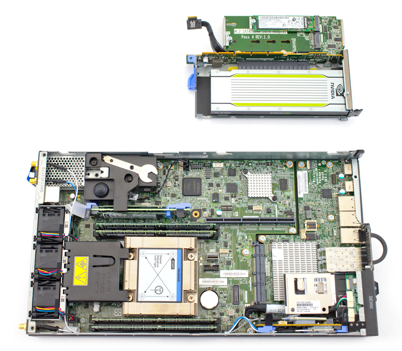 Lenovo ThinkSystem SE350 GPU