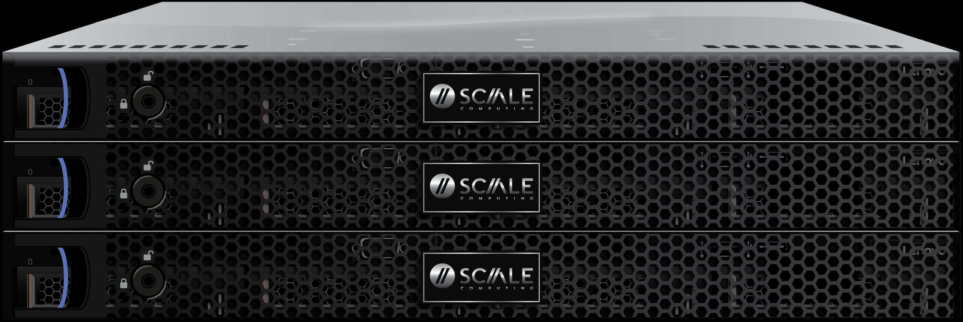 Scale Computing HC325df