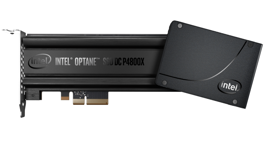 Intel Optane P4800x SSD