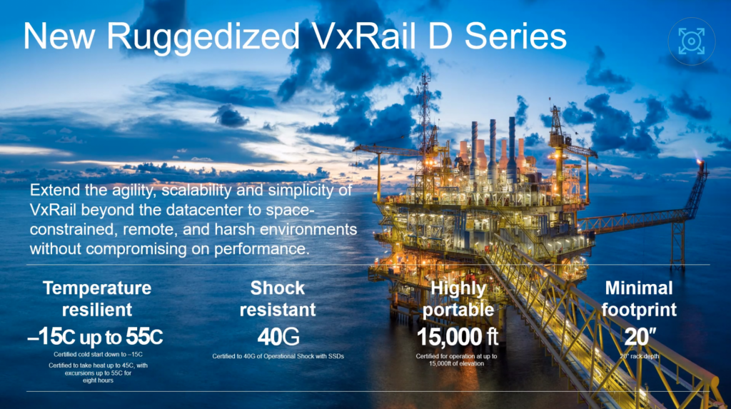 Rugged VxRail