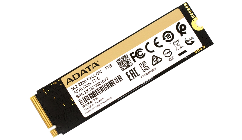 ADATA FALCON bottom