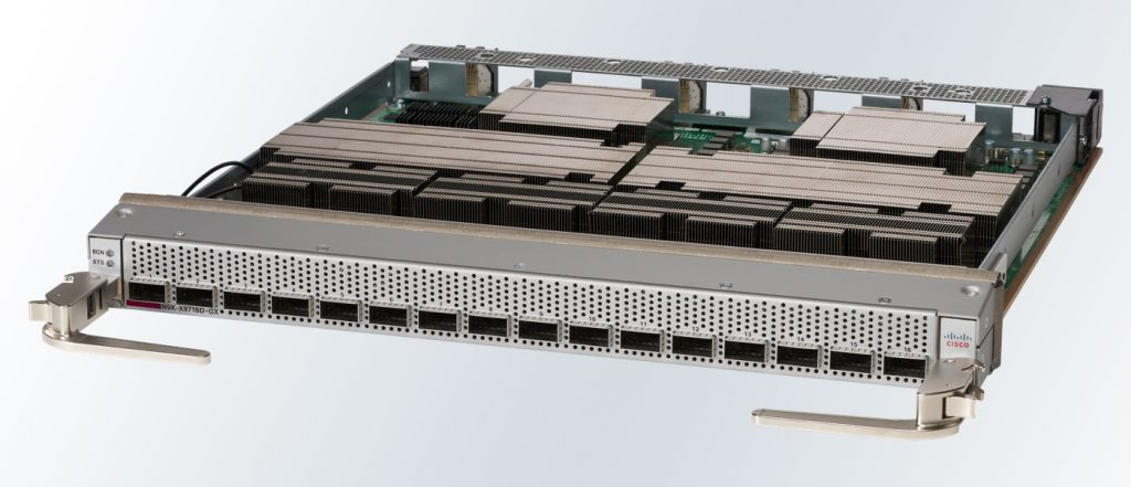 Cisco ASIC Nexus 400G